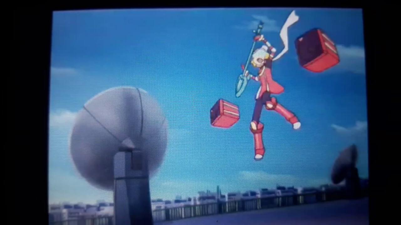 Megaman VS Lyra Note