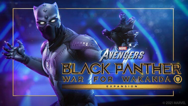 Marvel's Avengers Expansion: Black Panther - War for Wakanda Cinematic Trailer