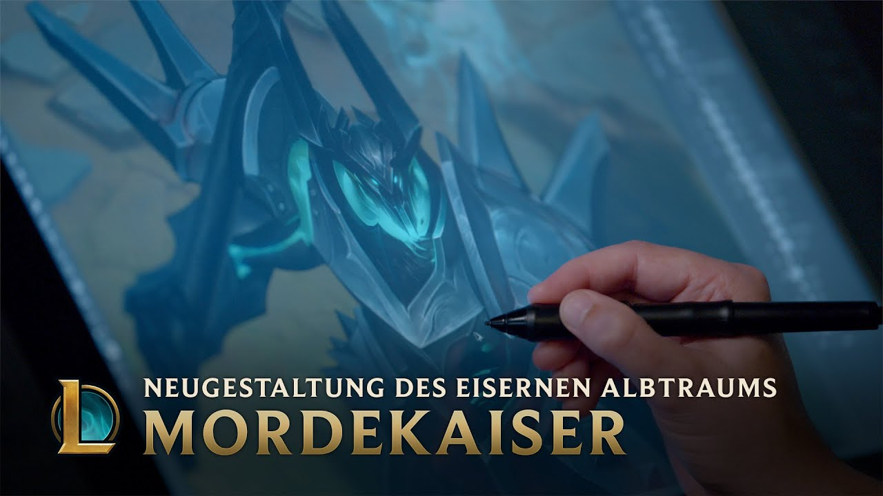 Mordekaiser: Neugestaltung des eisernen Albtraums – Hinter den Kulissen | League of Legends