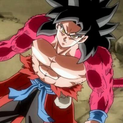 Xeno goku ssj4's avatar