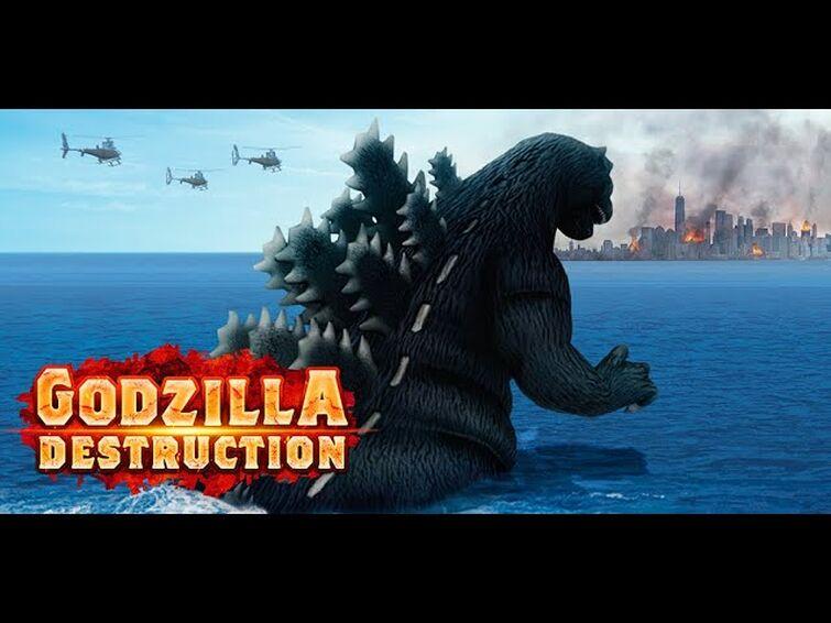 Godzilla Destruction - Mobile Game | Trailer