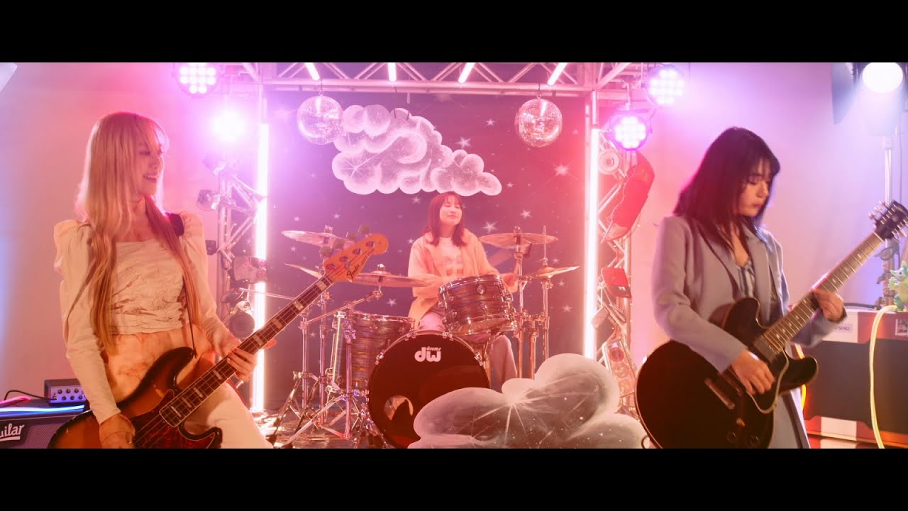 the peggies 『weekend』Music Video