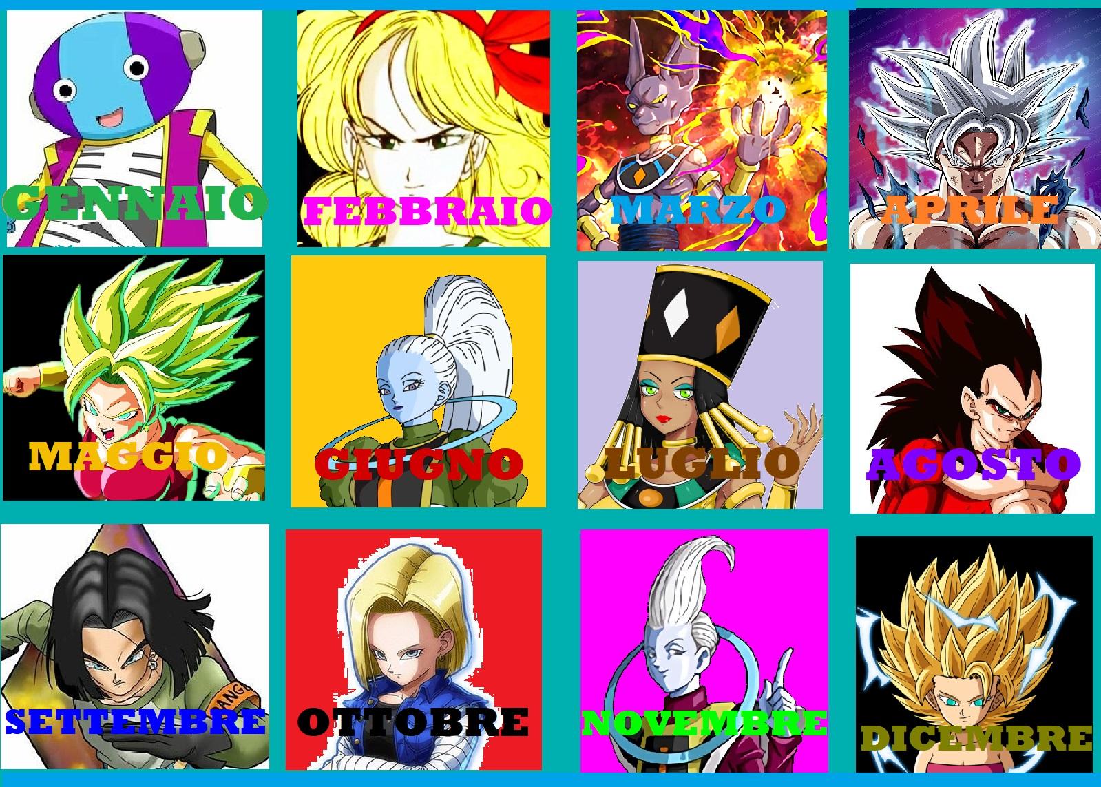 Quale personaggio del mese di Dragon Ball siete?