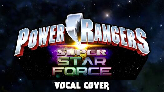 [Vocal cover] Power rangers (Super) Star force - Main theme