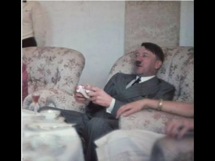 Hitler finds out about Tomato Town