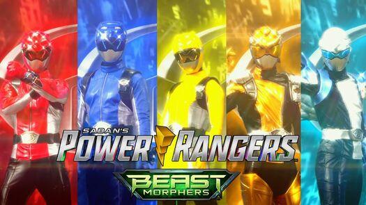 Power Rangers Beast Morphers Teaser Trailer   Power Rangers 2019   Gobusters Sentai   Hasbro