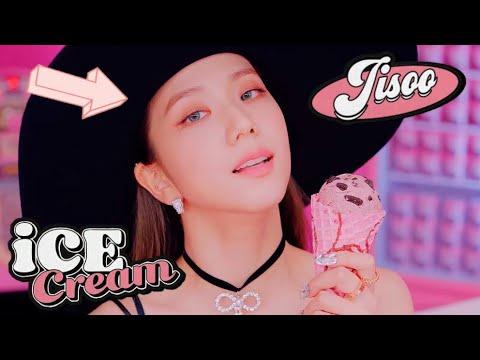 BLACKPINK - Ice Cream MV (Jisoo Focus)