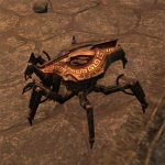 Dwarven Spider/Trash
