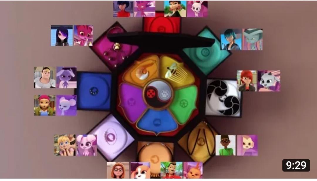 Master Fu's miraculous box | Fandom