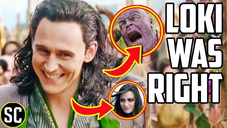 Why LOKI Was Always Right (And Would Have Stopped Thanos, Too) | MARVEL Theory Breakdown