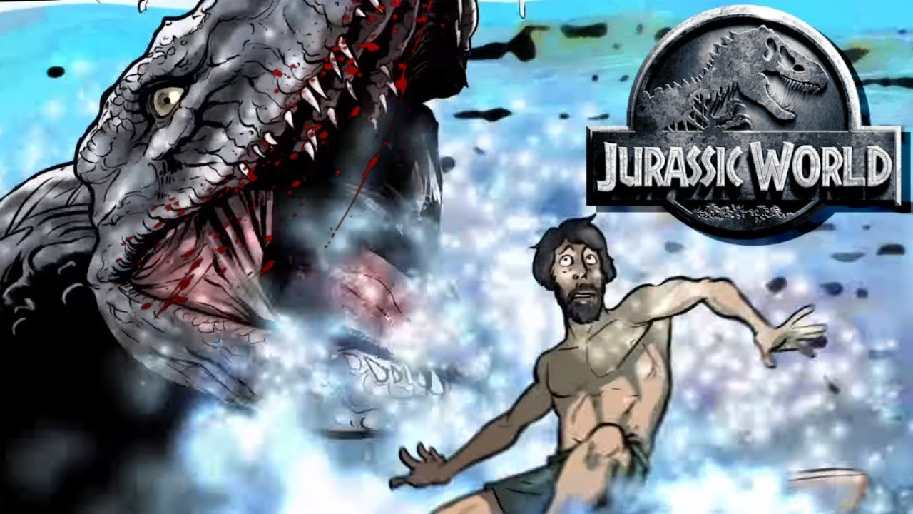 New Jurassic World Mosasaurus Comic Reveals What Happened AFTER Fallen Kingdom!