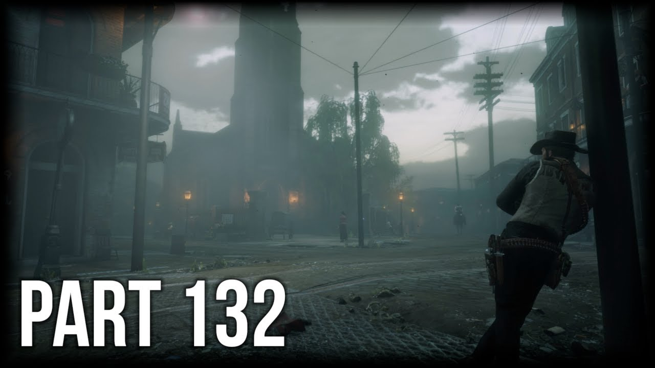 Red Dead Redemption 2 - 100% Walkthrough Part 132 [PS4 Pro] – A Fork in the Road