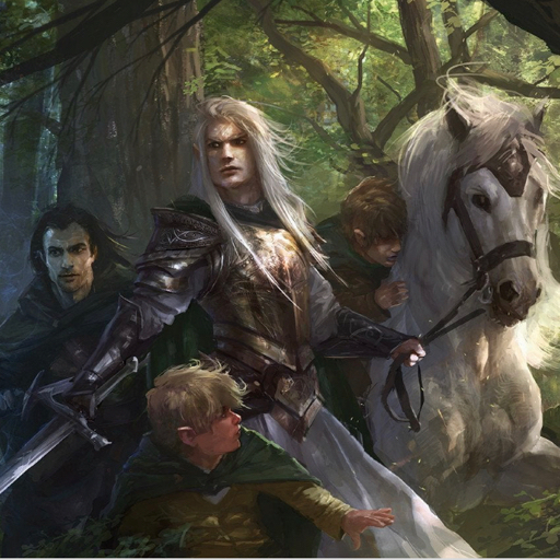 Glorfindel the Golden Haired Prince's avatar