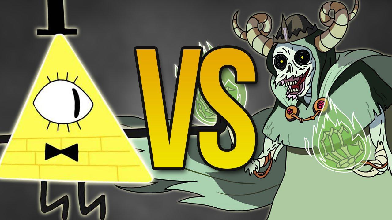Лич vs Билл vs Теридакс: сравнение кроссовер