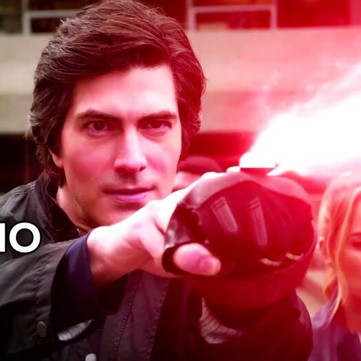 "DC TV ""Suit Up"" Extended Promo - The Flash, Arrow, Supergirl, DC's Legends of Tomorrow (HD)"