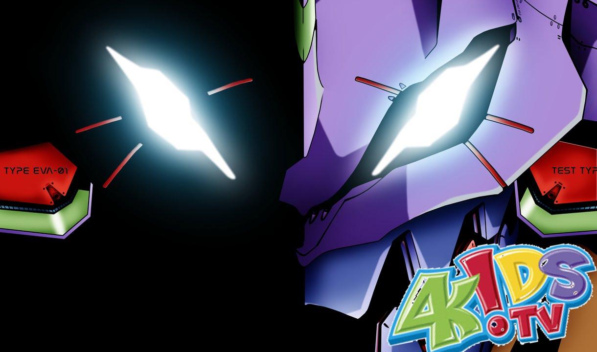 Neon Genesis Evangelion: The Lost 4Kids Opening (Full)