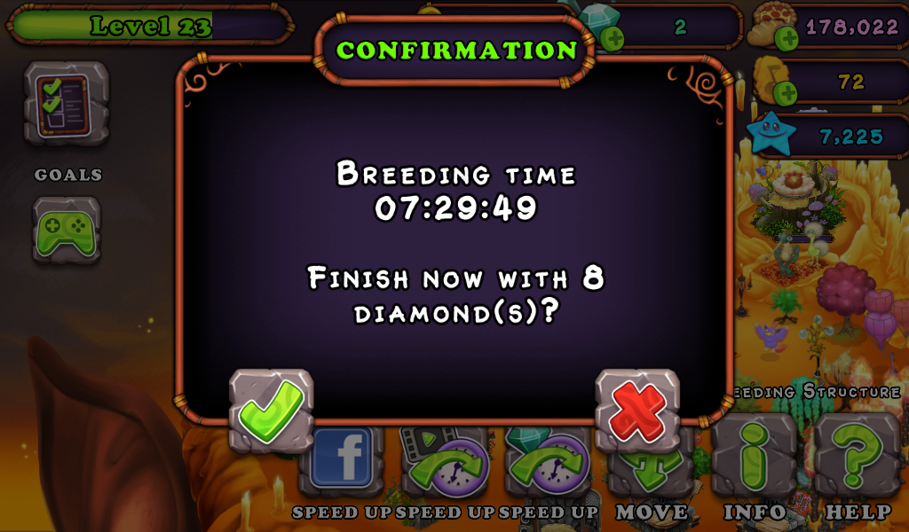 I used all my diamonds and still don't have rare stogg