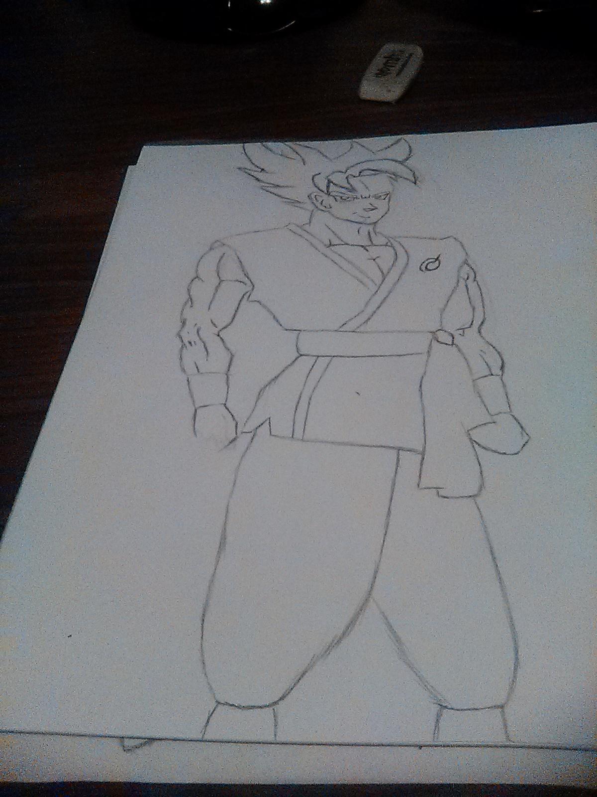 Goku Super Saiyan Blue Fandom