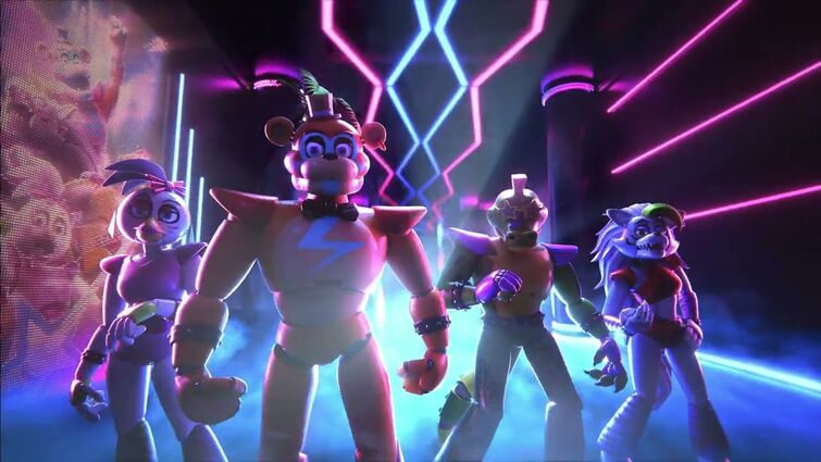 Five Nights at Freddy's: Security Breach - Oct 2021 Trailer