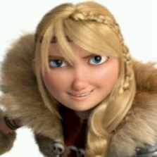 HTTYD Astrid