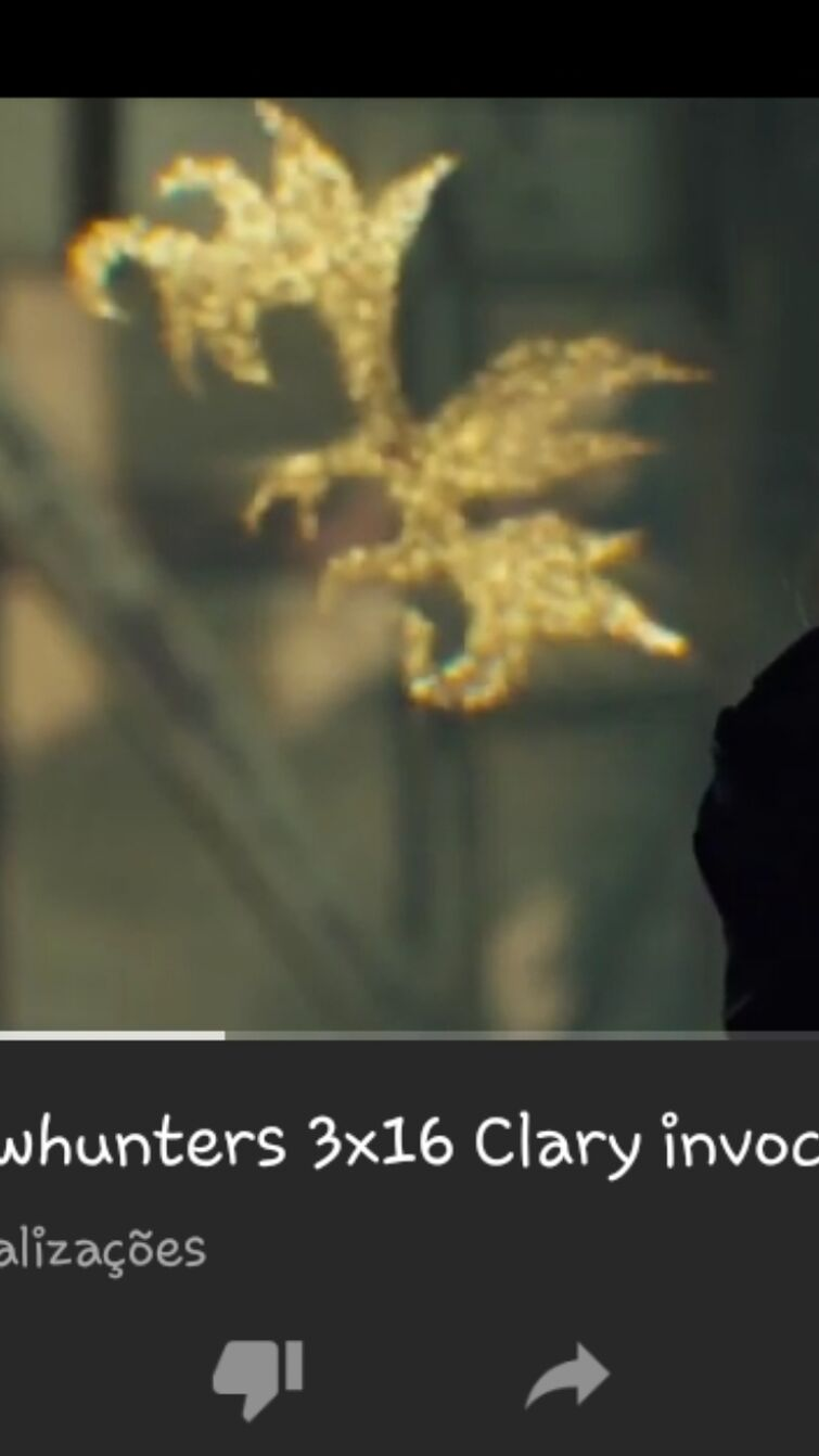 No episódio 16 da 3 temporada , Clary criou uma nova runa de invocação para convocar Lilith!!!!