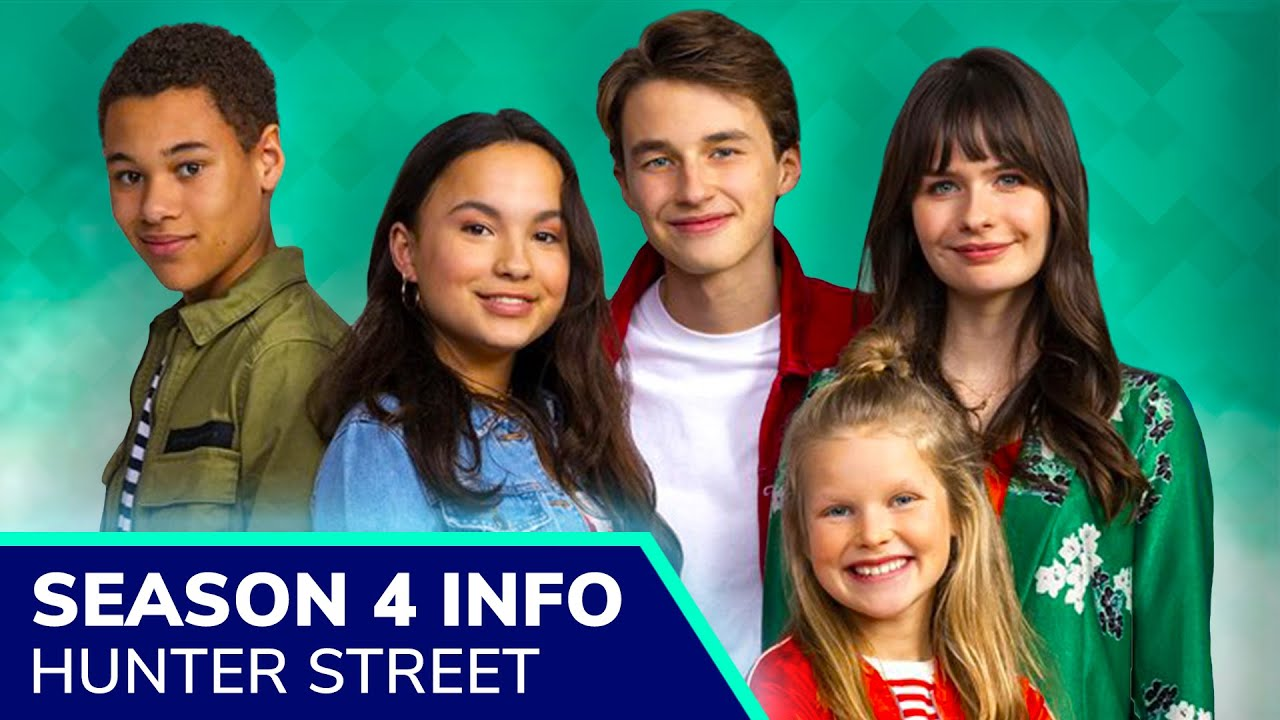 HUNTER STREET Season 4 likely delayed till 2021 due to epidemic 🙁 Kyra Smith will return as Anika