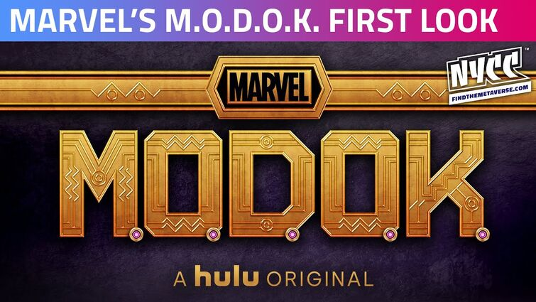 Cast of Marvel's M.O.D.O.K. Reveals First Look At Hulu's New Animated Series