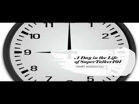 SuperTalker101's Morning Routine.