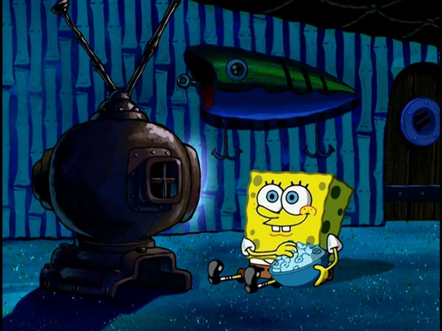 What was your first SpongeBob episode you watched?
