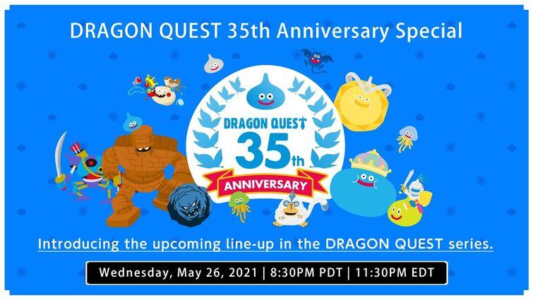 DRAGON QUEST 35th Anniversary Special