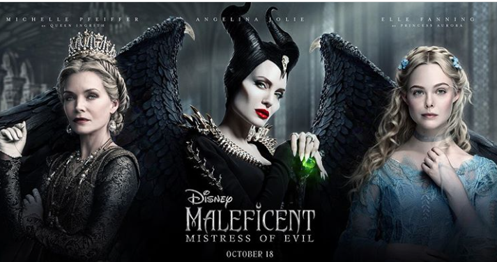 Who is Excited for Maleficent 2 ?