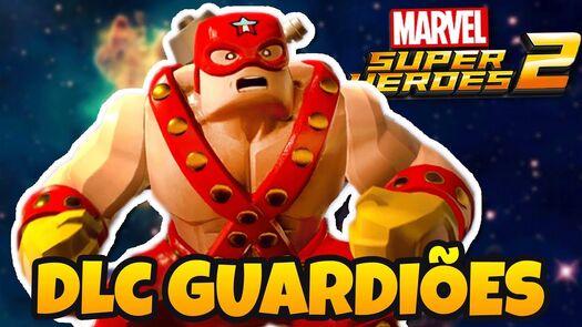LEGO Marvel Super Heroes 2 - DLC GUARDIÕES DA GALÁXIA CLÁSSICOS