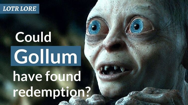 Could Gollum have found Redemption?   Lord of the Rings Lore   Middle-Earth