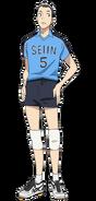 Kazuma anime design