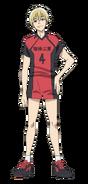 Kohei anime design
