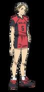 Ryudai anime design