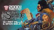 The 2000 AD Thrill-Cast Sláine The Horned God