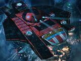 Manta Prowl Tank