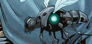 Nano bot flies