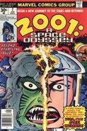 2001 A Space Odyssey 2 comic