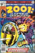 2001 A Space Odyssey 9 comic