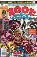 2001 A Space Odyssey 3 comic