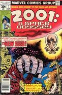 2001 A Space Odyssey 7 comic