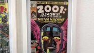 Comics 2001 A Space Odyssey - Jack Kirby