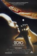 2010 - The Year We Make Contact theatrical poster