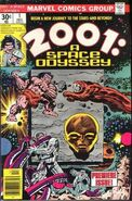 2001 A Space Odyssey 1 comic