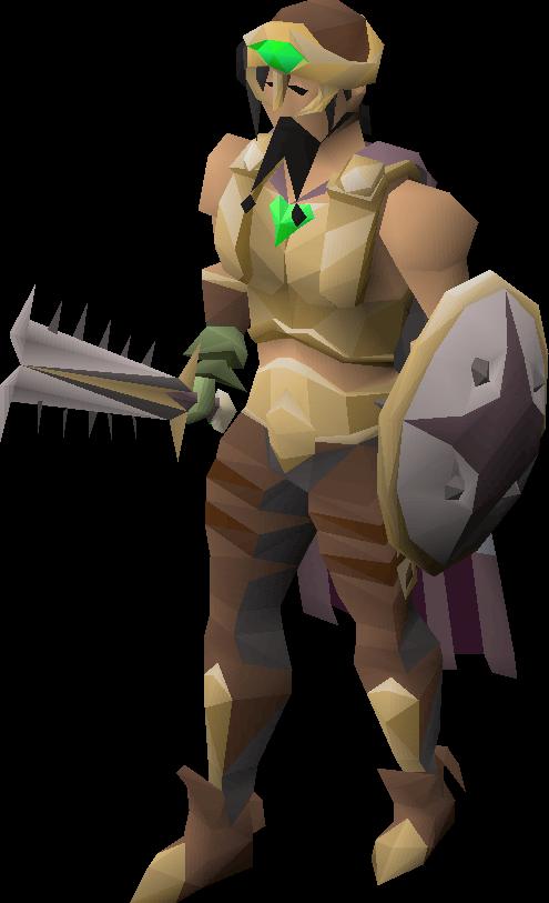 Kandarin headgear 1