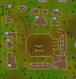 Fight Arena (location)