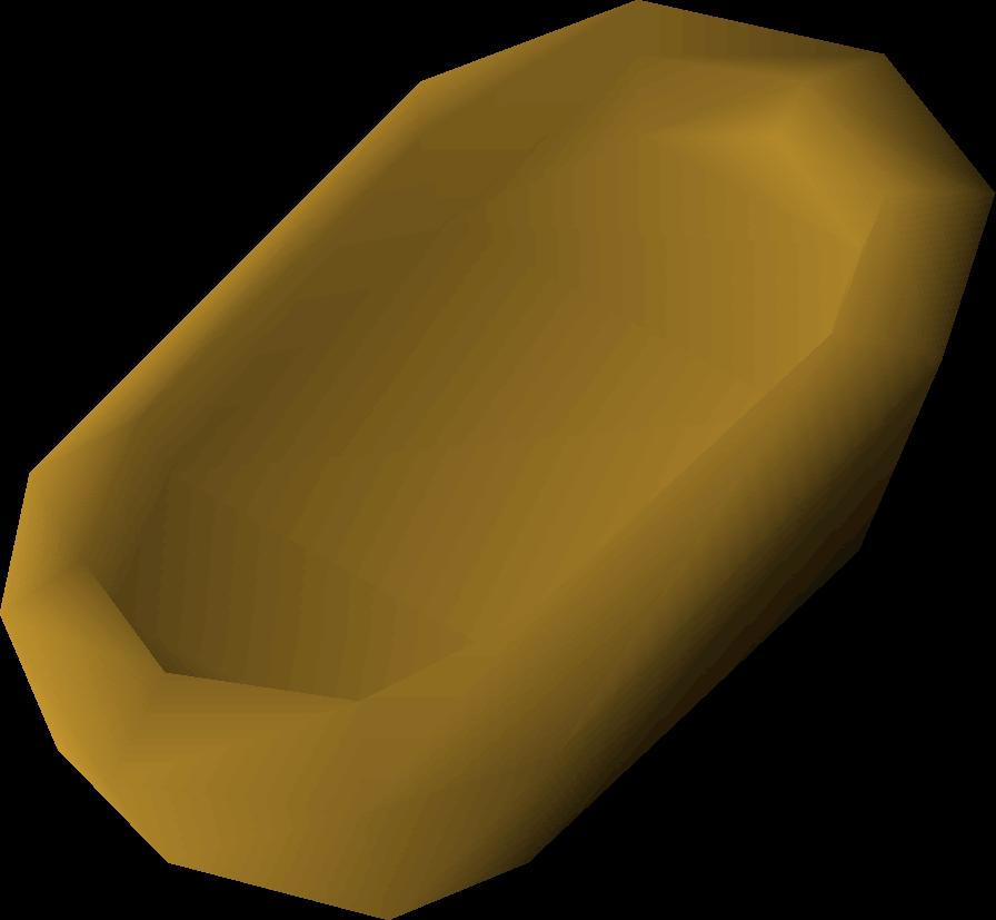 Unfinished batta (worm)