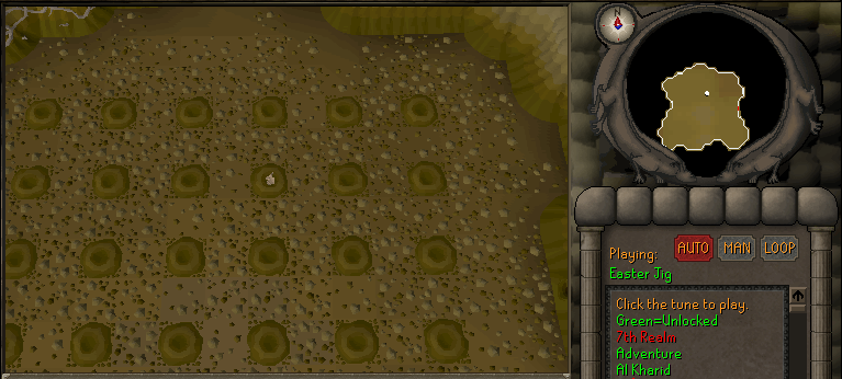 2013 Easter event - correct rabbit hole.png
